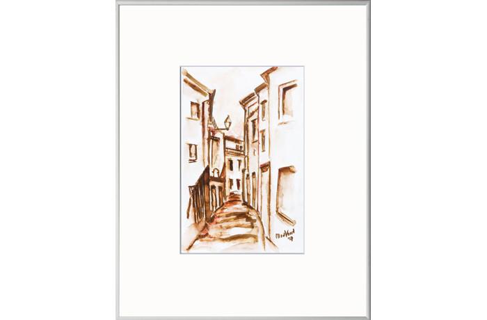 Oud straatje Portugal